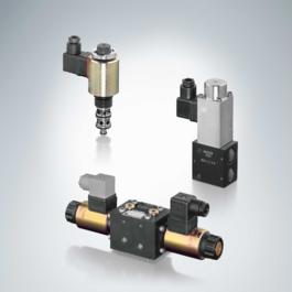 Седельные клапаны тип NBVP 16 HAWE Hydraulik