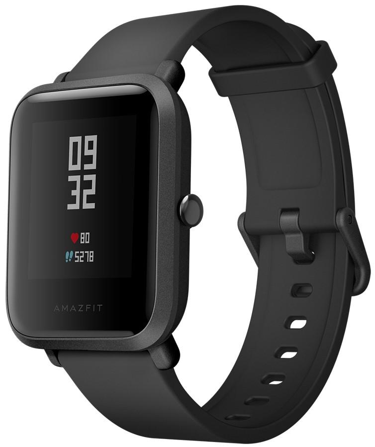 Смарт-годинник Amazfit Bip Black (A1608)