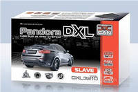Автомобильная охранная система Pandora DXL3210 Slave(2011.09)