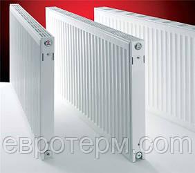 Панельный стальной радиатор отопления Krakow 22 тип 500*500