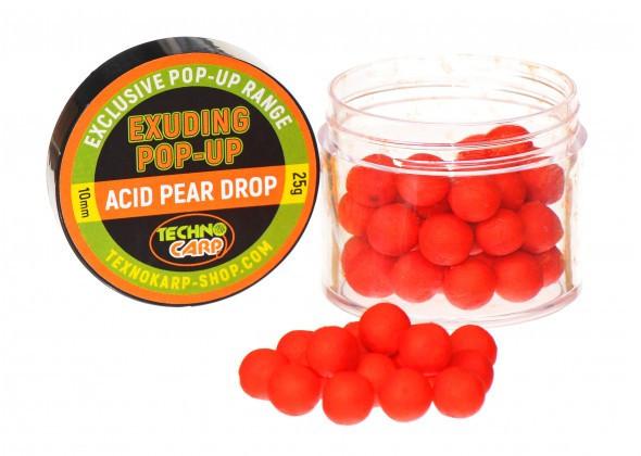 """Бойлы Pop-Up Exuding """"Acid Pear Drop"""" 10 mm 25грамм"""