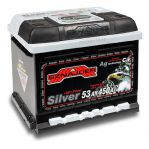 АКБ SZNAJDER Silver 6СТ- 53Aз 450A R