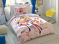 Постельное белье Tac Disney - Winx Cosmix подростковое