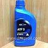 Трансмиссионное масло Hyundai Kia ATF 3 DEXRON III (04500-00121) 1л.