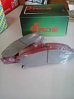 Тормозные колодки керамические на Акура - Acura MDX Sport, ASX, TSX производителя ADG, фото 1