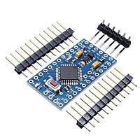 Плата Arduino Pro Mini ATmega328 3V 8Mhz