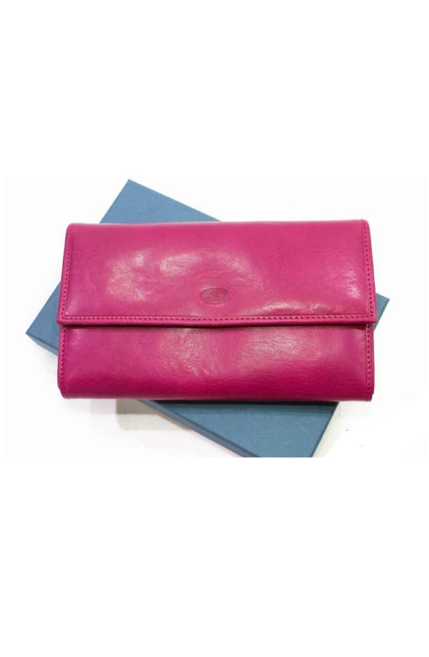 Жіночий гаманець з натуральної шкіри Катана
