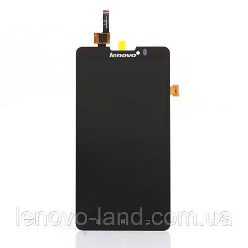 LCD модуль для Lenovo P780 (Display + Touchscreen)
