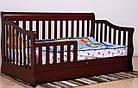 Дитяче ліжко з дерева «Олюся», фото 2