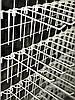 Одинарный крючок 50мм на тоговую сетку ячейкой 100мм