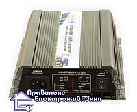 Мережевий інвертор ON-Grid AGI-600W, фото 1