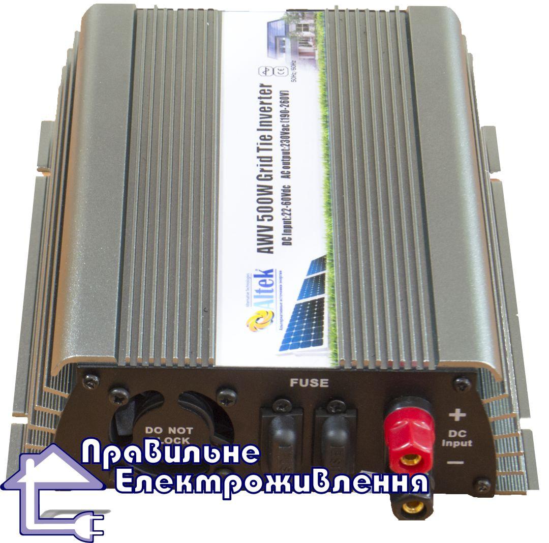 Гібридні і мережеві інвертори Grid Tie для Зеленого тарифу від компанії Правильне електроживлення