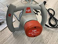 Миксер строительный Lex LXM235 : 2 скорости