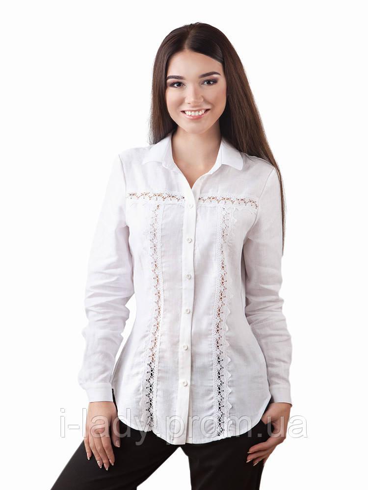 рубашка лен цена