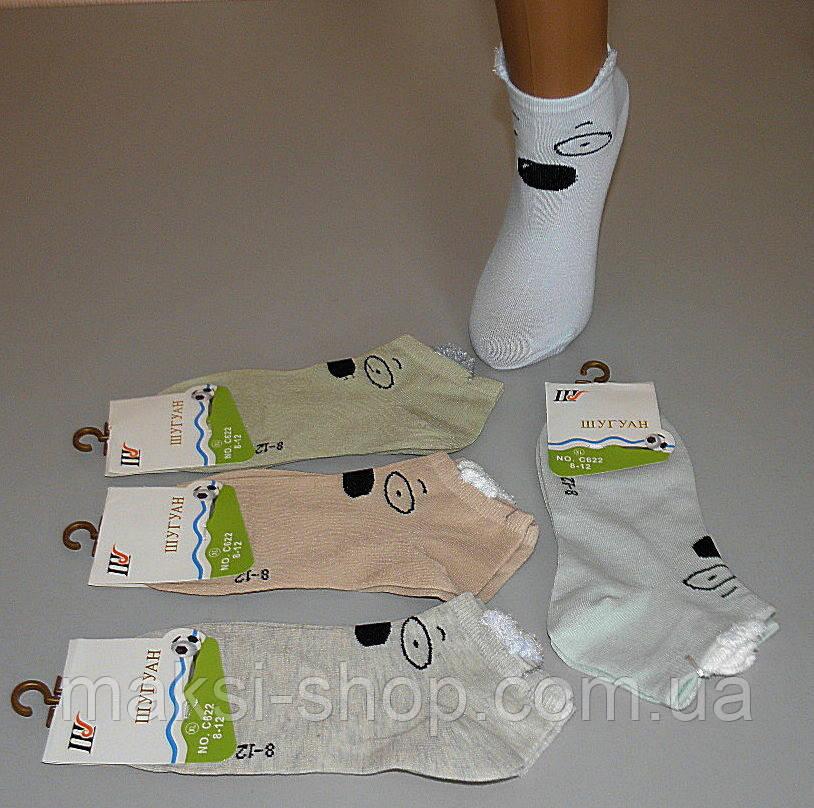 Шкарпетки дитячі весна-літо за 1 пару 8-12 років (G933)