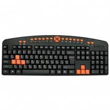 Клавиатура Omega OK-27 Multimedia USB Ru/UKR (OK027RU)