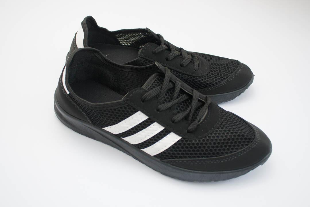 Мужские кроссовки (Код: G-140 черный  )