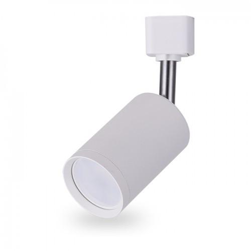 Трековый светильник под лампу GU10 Feron AL155 белый