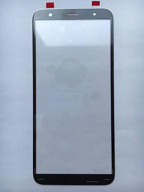 Стекло дисплея для Samsung J610 Samsung J6 Plus Galaxy, черное, фото 2