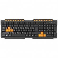 Клавиатура Omega OK-26 Multimedia USB Ru/UKR (OK026RU)