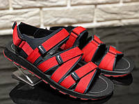 Nike сандалии мужские, Nike мужские кожаные сандали
