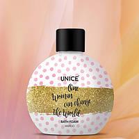 Піна для ванни з ароматом манго Unice, 250 мл