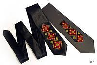 """Детский галстук с вышивкой """"Русан"""""""