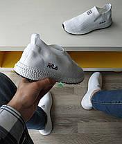 Чоловічі кросівки сліпони Fila 44р, фото 3