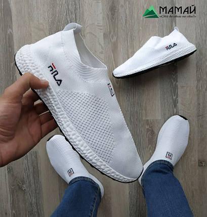 Чоловічі кросівки сліпони Fila 44р, фото 2