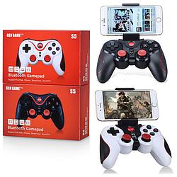 Геймпад S5 Gen Game Джойстик Bluetooth для ПК, Андроид, Terios T3 Беспроводной 360 X3 Телефона Блютуз ТОП!
