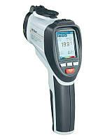 Пирометр-регистратор со встроенной камерой Voltcraft IR-1600 CAM (50:1, -50...1600 °С) с термопарой. Германия, фото 1