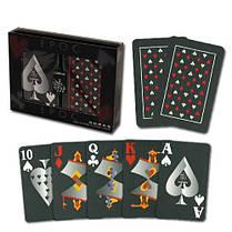 Пластиковые игральные карты | Copag EPOC Bridge Size, фото 2