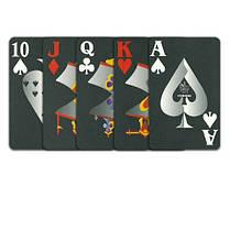 Пластиковые игральные карты | Copag EPOC Bridge Size, фото 3