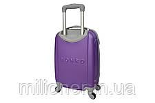 Валіза Bonro Smile (великий) фіолетовий, фото 2