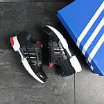 Мужские кроссовки Adidas Clima Cool (темно-синие с белым), фото 2