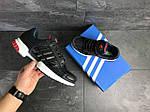 Мужские кроссовки Adidas Clima Cool (темно-синие с белым), фото 5
