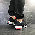 Мужские кроссовки Adidas Clima Cool (темно-синие с белым), фото 6