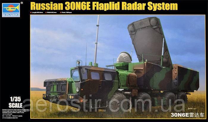 Russian 30N6E Flaplid Radar System 1/35 Trumpeter 01043