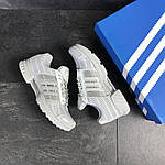Мужские кроссовки Adidas Clima Cool (светло-серые), фото 3