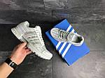 Мужские кроссовки Adidas Clima Cool (светло-серые), фото 4