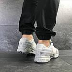 Мужские кроссовки Adidas Clima Cool (светло-серые), фото 6