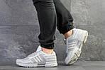 Мужские кроссовки Adidas Clima Cool (светло-серые), фото 5