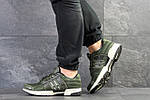 Мужские кроссовки Adidas Clima Cool (темно-зеленые), фото 5