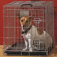 Savic (Савик) Dog Residence Дог Резиденс № 1 клетка для собак 50 х 33 х 40 см