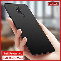 Meizu Note 8 защитный чехол TPU черный