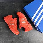 Чоловічі кросівки Adidas Clima Cool (помаранчеві), фото 2