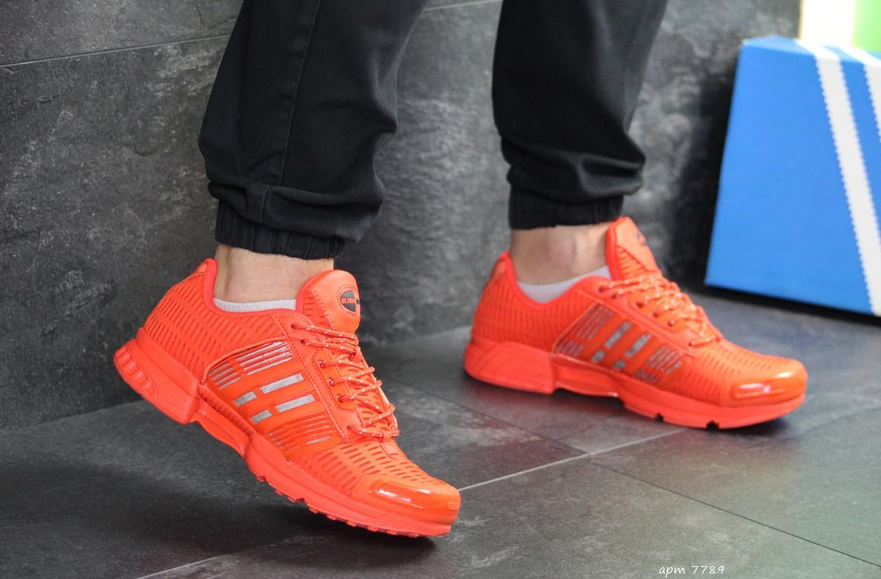 Чоловічі кросівки Adidas Clima Cool (помаранчеві)