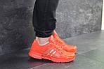 Чоловічі кросівки Adidas Clima Cool (помаранчеві), фото 6