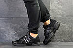 Мужские кроссовки Adidas Clima Cool (черные), фото 4