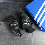 Мужские кроссовки Adidas Clima Cool (черные), фото 5